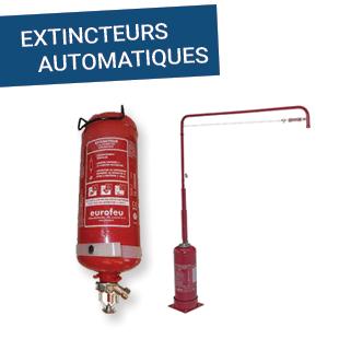 Extincteurs automatiques - Esquive Incendie Niort (79)
