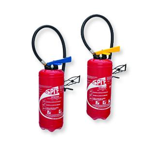 Extincteurs portatifs gamme Spit - Esquive Incendie Niort (79)