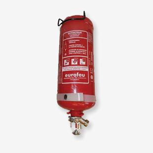 Extincteur automatique pendu - Esquive Incendie Niort (79)