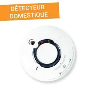 Détecteur de fumées - Esquive Incendie Niort (79)