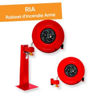 RIA - Esquive Incendie Niort (79)