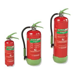 Extincteurs gamme Lithium - Esquive Incendie - Niort (79)