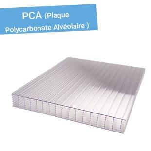 Plaque Polycarbonate Alvéolaire - Esquive Incendie Niort (79)