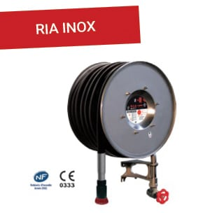 RIA inox - Esquive Incendie Niort (79)